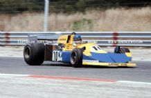 MARCH 761 - Ronnie Peterson at speed 1976 French GP.